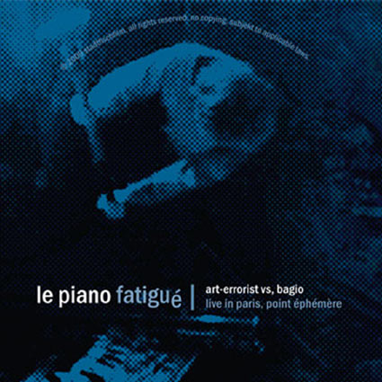 le piano fatigue DVD Cover